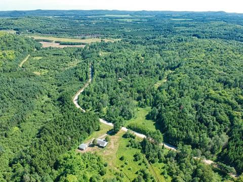 Hobby farm for sale in Notre-Dame-de-la-Paix, Outaouais, 252, Rang  Thomas Ouest, 11094002 - Centris.ca