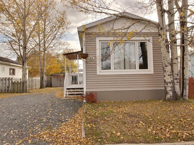 Maison mobile à vendre à Sept-Îles, Côte-Nord, 61, Rue des Bouleaux, 19065151 - Centris.ca