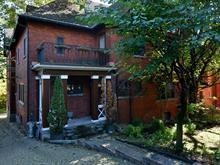 House for sale in Ville-Marie (Montréal), Montréal (Island), 3128, Le Boulevard, 15719420 - Centris.ca