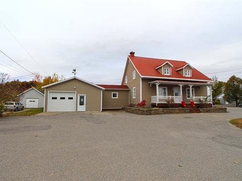 Maison à vendre à Portneuf, Capitale-Nationale, 667, Rang  Saint-Joseph, 14175017 - Centris.ca