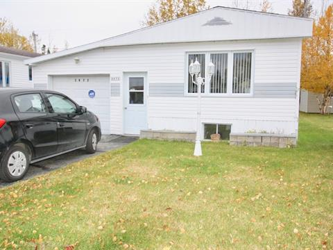 Mobile home for sale in Chibougamau, Nord-du-Québec, 2072, Rue  Larose, 26688515 - Centris.ca