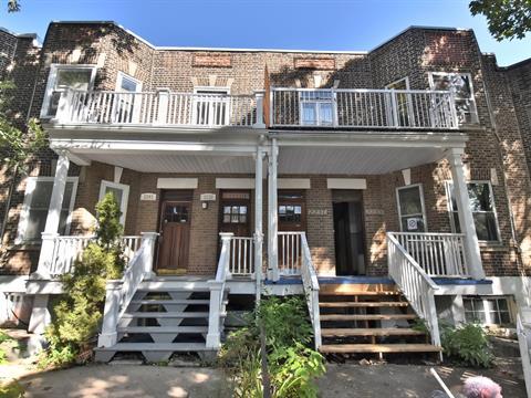 Duplex à vendre à Côte-des-Neiges/Notre-Dame-de-Grâce (Montréal), Montréal (Île), 2235 - 2237, Avenue  Wilson, 25462540 - Centris.ca