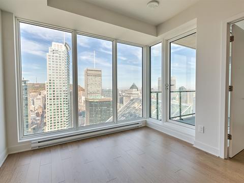 Condo / Apartment for rent in Ville-Marie (Montréal), Montréal (Island), 1188, Rue  Saint-Antoine Ouest, apt. 4908, 15068826 - Centris.ca