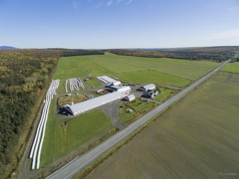 Farm for sale in Sainte-Praxède, Chaudière-Appalaches, 4683, Route  263, 23166172 - Centris.ca