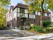 Condo for sale in Côte-des-Neiges/Notre-Dame-de-Grâce (Montréal), Montréal (Island), 4560, Avenue  Harvard, 27183350 - Centris.ca