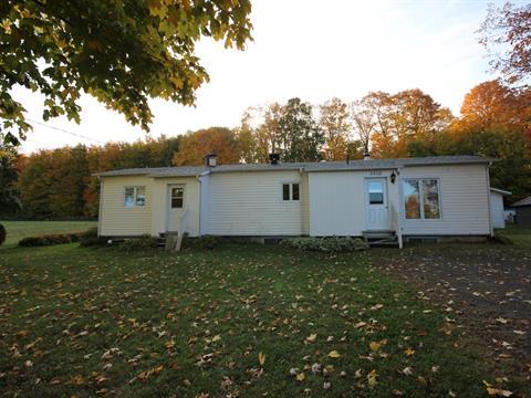 Mobile home for sale in Plessisville - Paroisse, Centre-du-Québec, 3326, 8e Rang Est, 28350853 - Centris.ca