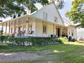 Fermette à vendre à Deschambault-Grondines, Capitale-Nationale, 70, 2e Rang, 23231650 - Centris.ca