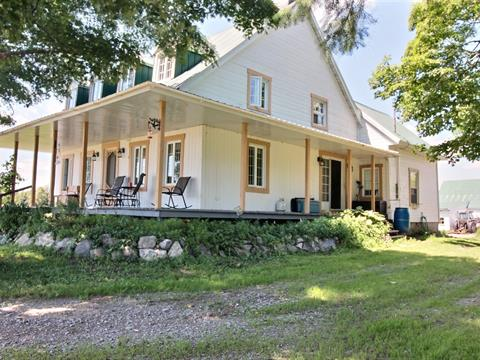 Hobby farm for sale in Deschambault-Grondines, Capitale-Nationale, 70, 2e Rang, 23231650 - Centris.ca