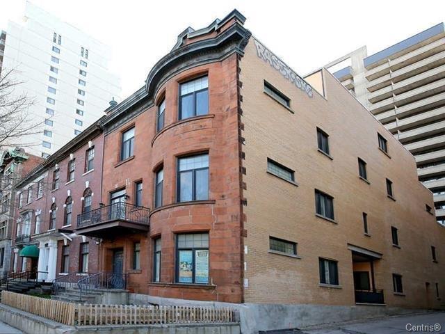 Quadruplex à vendre à Montréal (Ville-Marie), Montréal (Île), 1929, boulevard  De Maisonneuve Ouest, 23506398 - Centris.ca