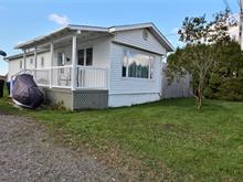 Maison mobile à vendre à Sainte-Anne-de-la-Pérade, Mauricie, 170, 10e Avenue, 14116510 - Centris.ca