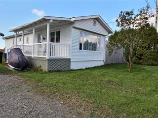 Mobile home for sale in Sainte-Anne-de-la-Pérade, Mauricie, 170, 10e Avenue, 14116510 - Centris.ca