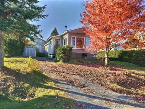 Mobile home for sale in Disraeli - Ville, Chaudière-Appalaches, 184, Rue  Dion, 26369285 - Centris.ca