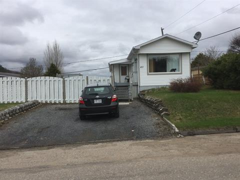 Mobile home for sale in La Malbaie, Capitale-Nationale, 43, Rue  Girard, 17031540 - Centris.ca