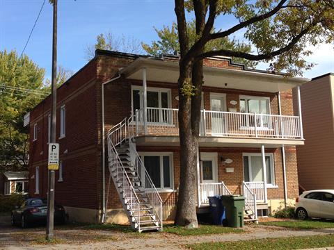 Quadruplex for sale in La Cité-Limoilou (Québec), Capitale-Nationale, 1920 - 1930, Avenue  De La Ronde, 28009674 - Centris.ca