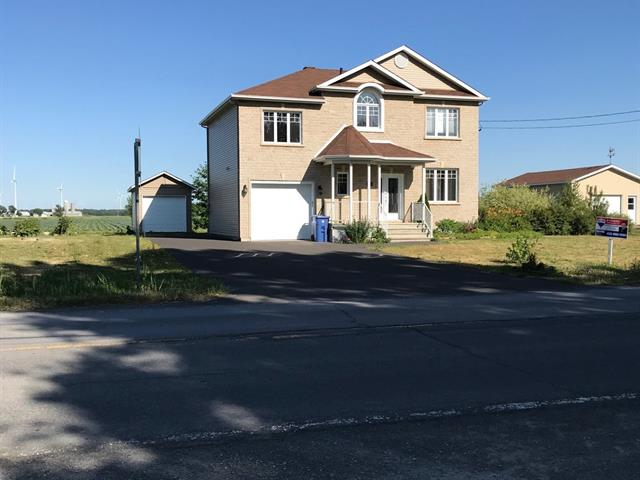 Maison à vendre à Saint-Isidore (Montérégie), Montérégie, 415, Rang  Saint-Régis, 17554023 - Centris.ca