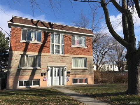 Quadruplex for sale in Ahuntsic-Cartierville (Montréal), Montréal (Island), 12051 - 12055, Rue  Cousineau, 24796088 - Centris.ca