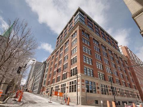 Condo / Apartment for rent in Ville-Marie (Montréal), Montréal (Island), 1061, Rue  Saint-Alexandre, apt. 1102, 16087146 - Centris.ca