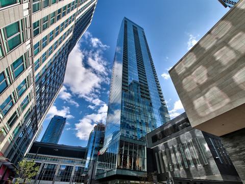 Condo / Appartement à louer à Ville-Marie (Montréal), Montréal (Île), 1050, Rue  Drummond, app. 3809, 28238473 - Centris.ca