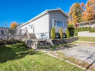 Mobile home for sale in Québec (La Haute-Saint-Charles), Capitale-Nationale, 2020, Rue de l'Aquarelle, 22060432 - Centris.ca