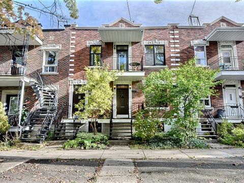 Maison à vendre à Rosemont/La Petite-Patrie (Montréal), Montréal (Île), 6823, Avenue des Érables, 16147717 - Centris.ca