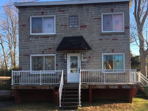 Duplex à vendre à Rivière-des-Prairies/Pointe-aux-Trembles (Montréal), Montréal (Île), 16350 - 16348, Rue  Delphis-Delorme, 11255487 - Centris.ca