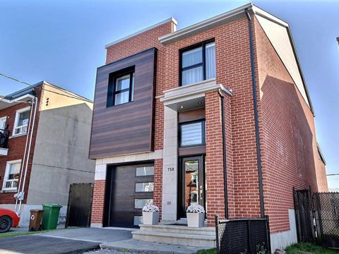 Maison à vendre à Lachine (Montréal), Montréal (Île), 758, 11e Avenue, 12124628 - Centris.ca