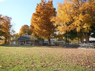 Hobby farm for sale in Danville, Estrie, 330, Chemin de la Vallée, 24693498 - Centris.ca