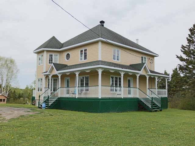 Fermette à vendre à Saint-Charles-Garnier, Bas-Saint-Laurent, 886, 8e Rang Est, 26293280 - Centris.ca