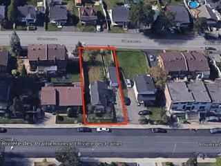 Maison à vendre à Montréal (Rivière-des-Prairies/Pointe-aux-Trembles), Montréal (Île), 12250, boulevard de la Rivière-des-Prairies, 12082374 - Centris.ca