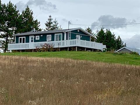 Ferme à vendre à New Richmond, Gaspésie/Îles-de-la-Madeleine, 144, 4e Rang Ouest, 13534807 - Centris.ca