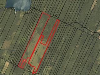 Land for sale in New Richmond, Gaspésie/Îles-de-la-Madeleine, 5e Rang Ouest, 19053411 - Centris.ca