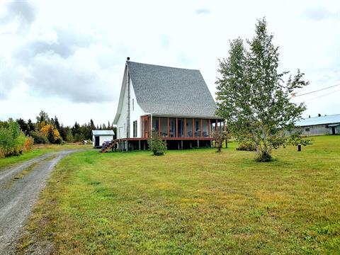 Farm for sale in Saint-Moïse, Bas-Saint-Laurent, 17Z, 1er Rang, 11074450 - Centris.ca
