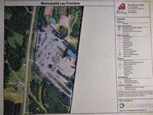 Bâtisse commerciale à vendre à Lac-Frontière, Chaudière-Appalaches, 181, Route  204, 13672966 - Centris.ca