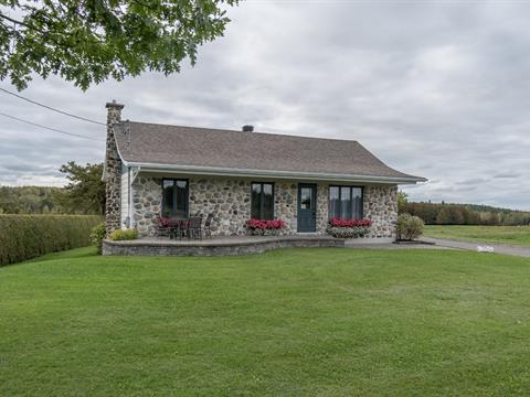Maison à vendre à Sainte-Agathe-de-Lotbinière, Chaudière-Appalaches, 4950, Chemin  Gosford, 14337976 - Centris.ca