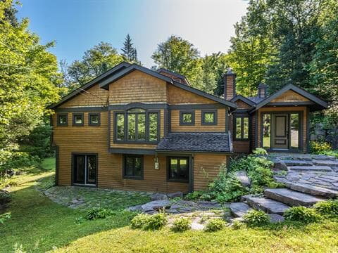 Cottage for rent in Wentworth-Nord, Laurentides, 131, Route  Principale, 20299273 - Centris.ca