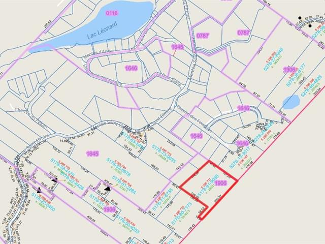 Lot for sale in Saint-Sauveur, Laurentides, Montée  Saint-Elmire, 24107847 - Centris.ca