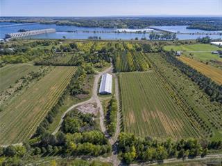 Land for sale in Les Cèdres, Montérégie, Chemin du Fleuve, 16351757 - Centris.ca