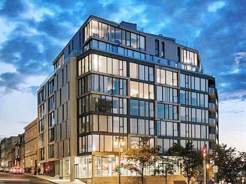 Condo / Appartement à louer à Québec (La Cité-Limoilou), Capitale-Nationale, 760, Avenue  Honoré-Mercier, app. 615, 9488101 - Centris.ca
