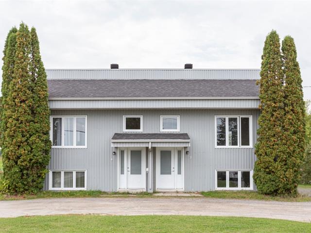Duplex à vendre à Saint-Basile, Capitale-Nationale, 45 - 47, Route  Delage, 25657777 - Centris.ca