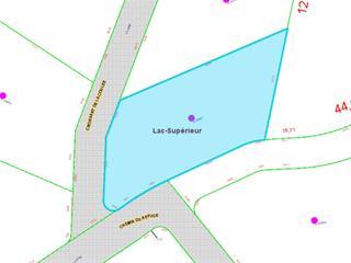 Lot for sale in Lac-Supérieur, Laurentides, Croissant de la Coulée, 23743841 - Centris.ca