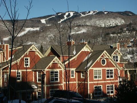 Condo / Appartement à louer à Mont-Tremblant, Laurentides, 219, Chemin des Quatre-Sommets, app. 1, 23549109 - Centris.ca