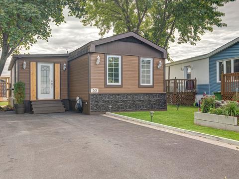 Mobile home for sale in Saint-Jean-sur-Richelieu, Montérégie, 30, 9e Rue, 25945576 - Centris.ca