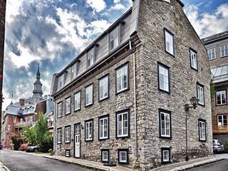 Loft / Studio à vendre à Québec (La Cité-Limoilou), Capitale-Nationale, 9, Rue  Monseigneur-De Laval, app. 6, 16327625 - Centris.ca
