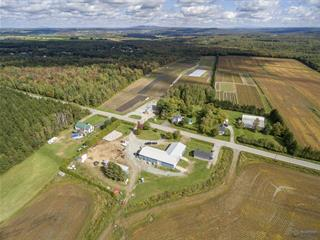 Hobby farm for sale in Sherbrooke (Brompton/Rock Forest/Saint-Élie/Deauville), Estrie, 2073, Chemin  Dion, 28573147 - Centris.ca