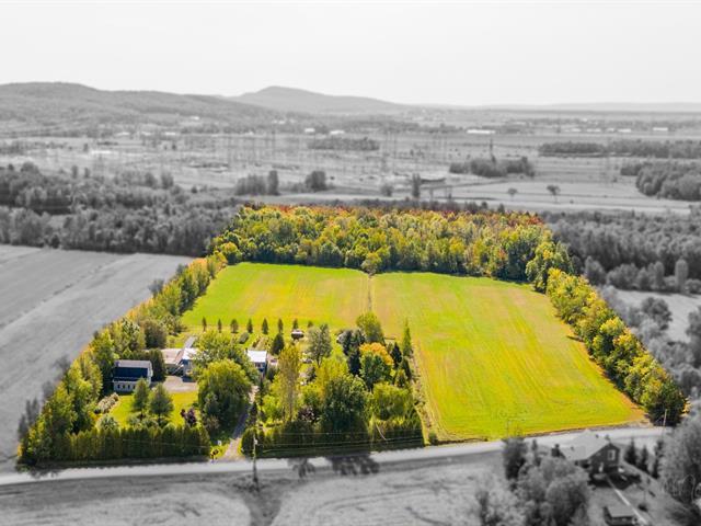 Fermette à vendre à Mirabel, Laurentides, 5970, Rang  Saint-Joachim, 12130241 - Centris.ca