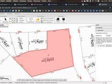 Terrain à vendre à Lac-des-Écorces, Laurentides, 617, boulevard  Saint-Francois, 23411345 - Centris.ca