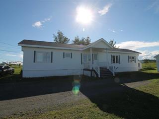 Mobile home for sale in Sainte-Thérèse-de-Gaspé, Gaspésie/Îles-de-la-Madeleine, 1, Route  Centrale, 22944547 - Centris.ca