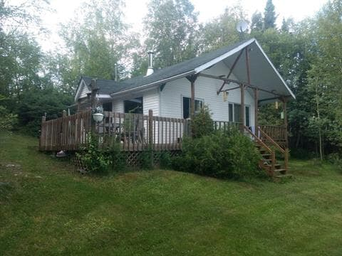 Cottage for sale in Chibougamau, Nord-du-Québec, 61, Chemin du Lac-Merrill, 24566787 - Centris.ca