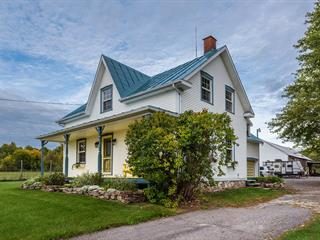 Hobby farm for sale in Hemmingford - Canton, Montérégie, 674, Montée  Giroux, 9869808 - Centris.ca