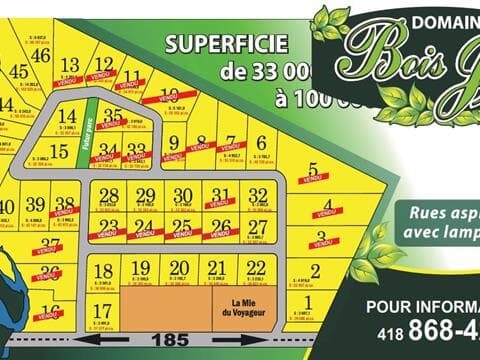 Lot for sale in Saint-Antonin, Bas-Saint-Laurent, Rue des Samares, 25341625 - Centris.ca
